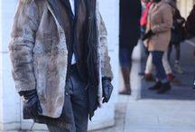 Man's Fur & Sheepskin