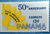 Personal STAMPS Collection PANAMA