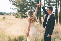 nápady na svatební focení