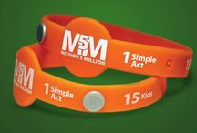 Mission 5 Million / Linking 5 million consumers with 5 million malnourished children all over the world.