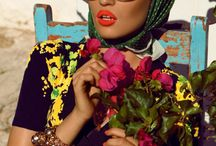 Pretty as a ... / by Emma Barker