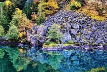 BEAUTIFUL SCENERY / I love the beauty of nature and looking at these photos is the next best thing to experiencing it personally!
