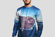 Men Sweatshirts by Brain Wash Clothing