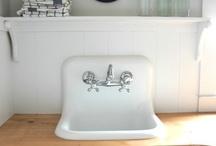 Washing Up / Bathroom Design / by Brittany Kirby