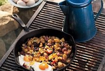 glamping recipes / by Katie Weber