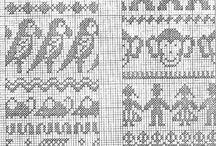 Knitting charts