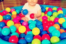 Easton's Playroom / by Allyson Chaney