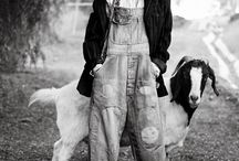 Agri-couture - Rural Style guide! / Country fashion