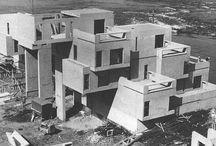Moshe Safdie - Idea Habitatu
