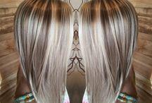 Färg hår