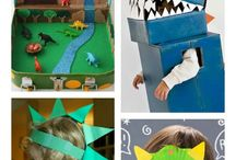 Active Learning: DINOSAURS