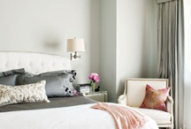 Parisian Bedroom / decorating ideas