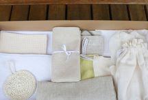 ZERO WASTE / bez odpadu, bez obalu, nulový odpad, len, bavlna, bio,