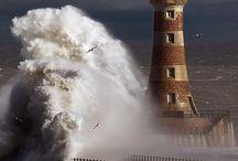 Lighthouses / by Bridget Livingston Smolen