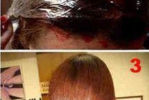Mascarillas para el pelo