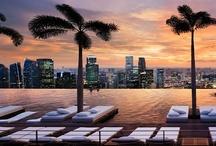 bali + singapore