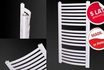 Grzejniki łazienkowe / Grzejniki do łazienek tzw. grzejniki drabinkowe