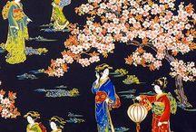 "Oriental Traditions 11 by Robert Kaufman / Robert Kaufman Fabrics - ""Oriental Traditions 11"""