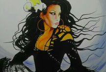 Art / Maľujem s láskou, moje obrazy nech hovoria samé, nech rozdávajú lásku