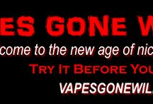 Vapes Gone Wild / Vapes Gone Wild is the newest vaporizer and electronic cigarette store in the Atlanta, GA area.