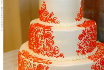 orange wedding / by Wedding Party