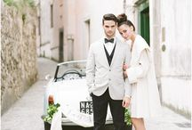 • E U R O P E • / OUI inspiration for European destination weddings from classic wedding destinations such as Italy, Spain, Greece, Portugal and France.