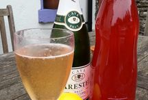 Summer Sensations, drinks, food and inspiration