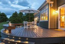 Top Decks and Patios On Pinterest Part 2 / These are top of the best decks and patios we could find.