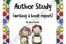 Book Reports / by Janice Iwamoto