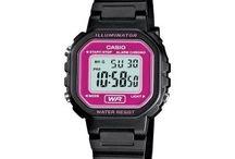 Hodinky / Casio, Digitální hodinky, Analog, voděodolné, ...