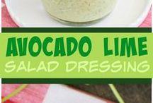 salad & salad dressing