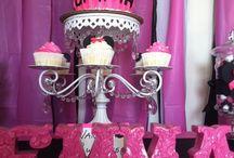 Joselyn's 1st birthday ideas