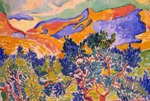 Art - Styles/Movements - Fauvism