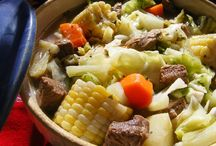 Soups - Caldo