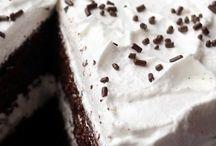 CAKES, BAKES & DESERTS
