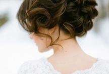 Wedding hair & accessories