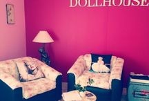Nail Salons and Decor Ideas!