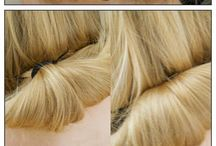 Hairstyles (simple & neat)