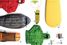 The Best Gear of 2015 / The warmest jackets, toughest tents, and comfiest apparel for all your adventures this year. / by Backpacker Magazine