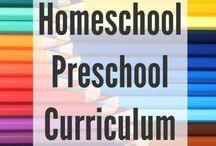 Homeschooling Pre-School