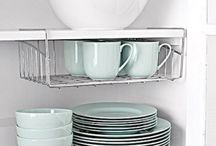 space saving & cleaning tips