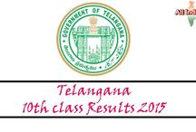telangana ssc results 2015 / telangana ssc results 2015 , telangana 10th class results 2015