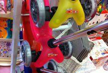 Patinetes Micro / Los patinetes más estables y seguros...tres ruedas, dos delante y una detrás. Para niñ@s desde los 2 años