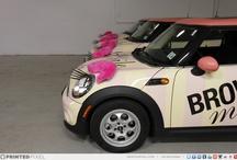 Vehicle Wraps, Cars - Printed Pixel / Printed Pixel, Inc. - Car vehicle wrap portfolio.