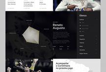Web Design - Football/Sport