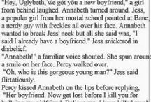 Percy and Anabeth