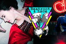 Beatroot & Lace Vintage Shop / The Beatroot & Lace Vintage Emporium based in the Barras @ Randalls Antique & Vintage Centre - 233 London Rd, Glasgow