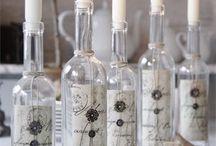 Bottle & Decoration