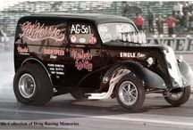 REAL GASSERS DRAGSTERS