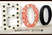 Halloween decor / by Jill Bukovi-Behunin
